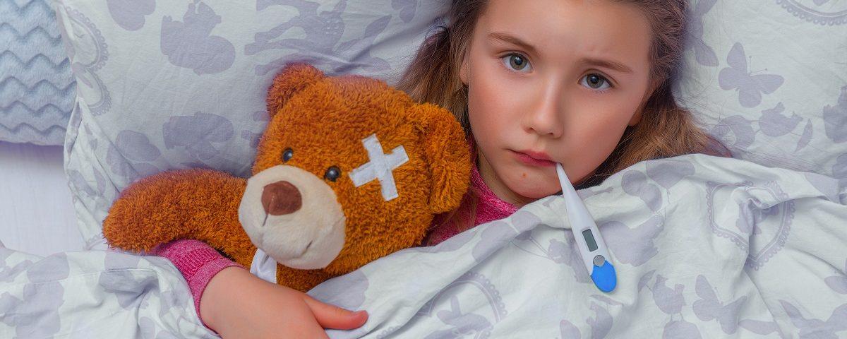 Infekcja wirusowa u niemowlaka – jak się przed nią bronić?