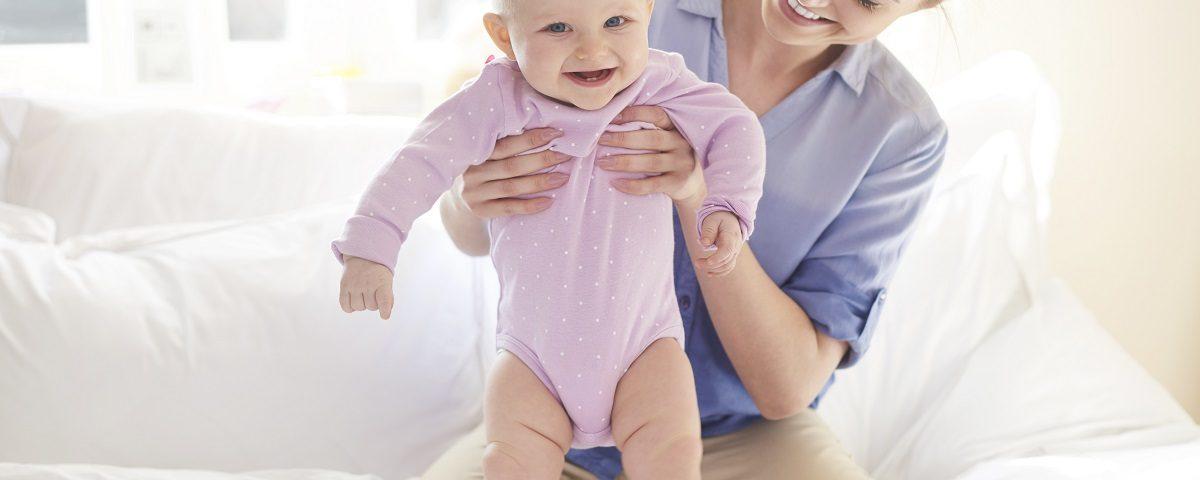 Skoki rozwojowe w pierwszym roku życia dziecka
